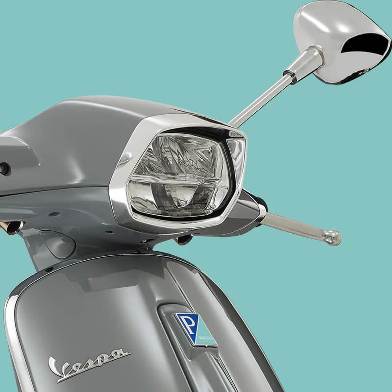Nieuwe Scooters Martin Boer Assen